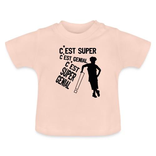 131254013 950528215477108 4026743132731528068 n - T-shirt Bébé
