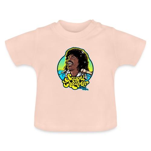 sexual chocolate merch - Vauvan t-paita
