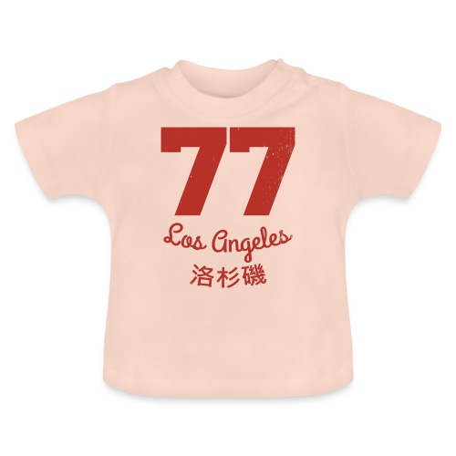77 los angeles - Baby T-Shirt