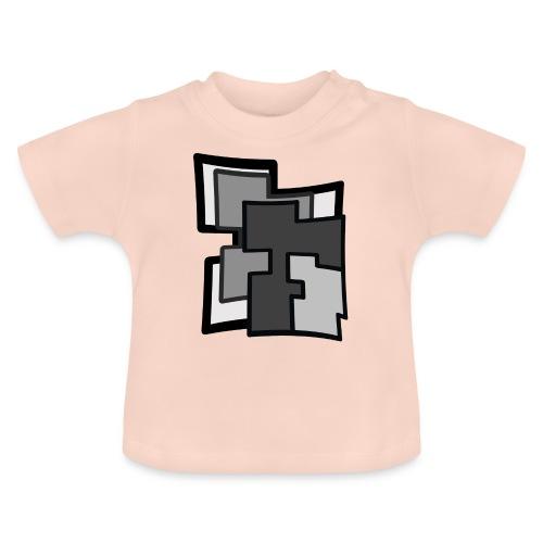 Abstraction - Camiseta bebé