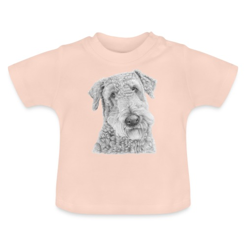 airedale terrier - Baby T-shirt