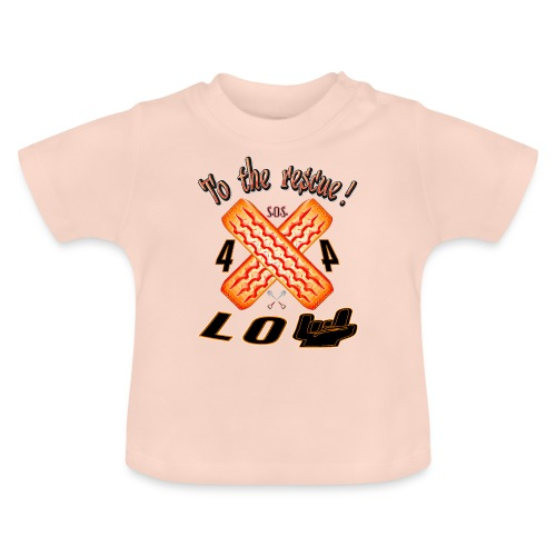 To the rescue! - Camiseta bebé