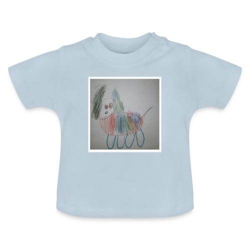 Koira - Vauvan t-paita