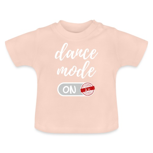 dance mode w - Baby T-Shirt