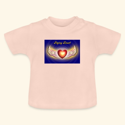 Flying Heart - Baby T-Shirt