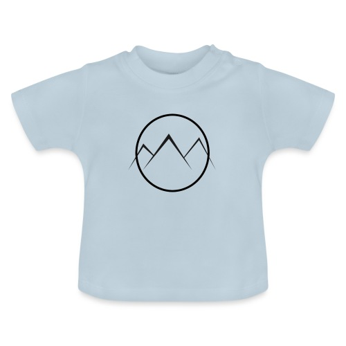 World of Mountains - Baby T-Shirt