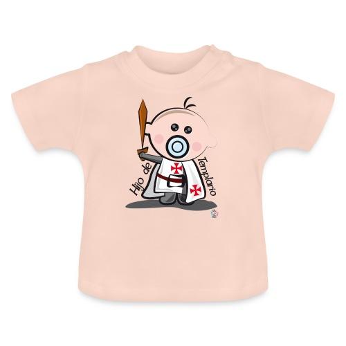 Hijo de templario - Camiseta bebé