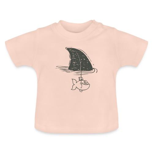 Tiburón - Camiseta bebé