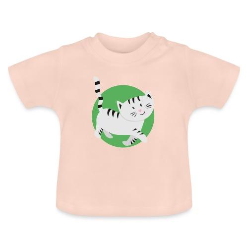 Katze Mimi Miau - Baby T-Shirt
