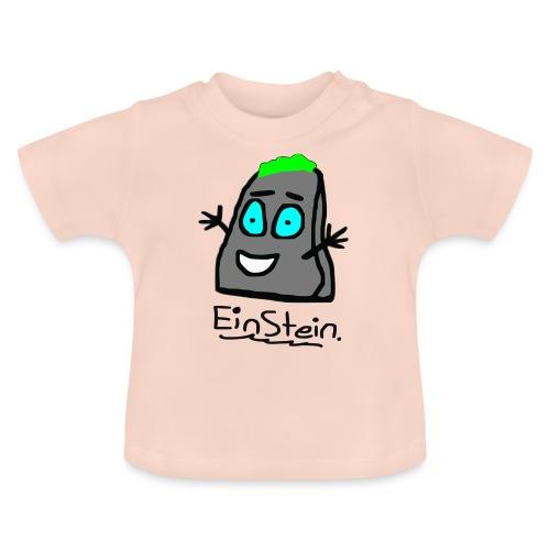 Einstein ein Stein - Baby T-Shirt