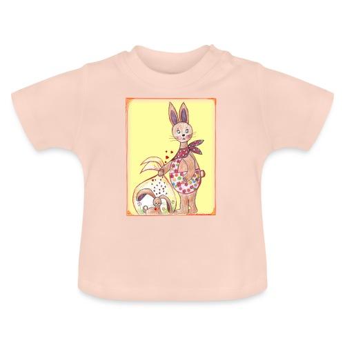 HäschenMama - Baby T-Shirt
