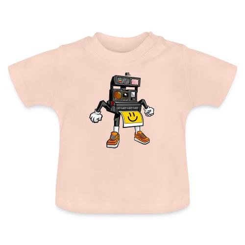 Appareil Polaroid 660 - T-shirt Bébé