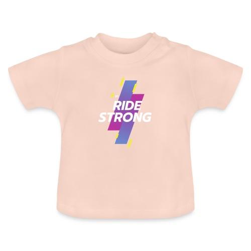 Ride Strong - Maglietta per neonato