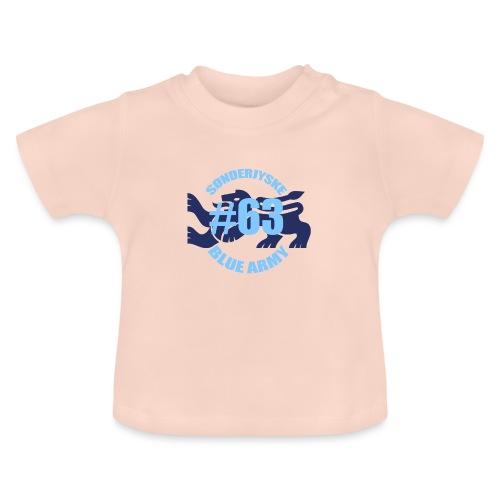 SOENDERJYSKE BLUE ARMY - Baby T-shirt