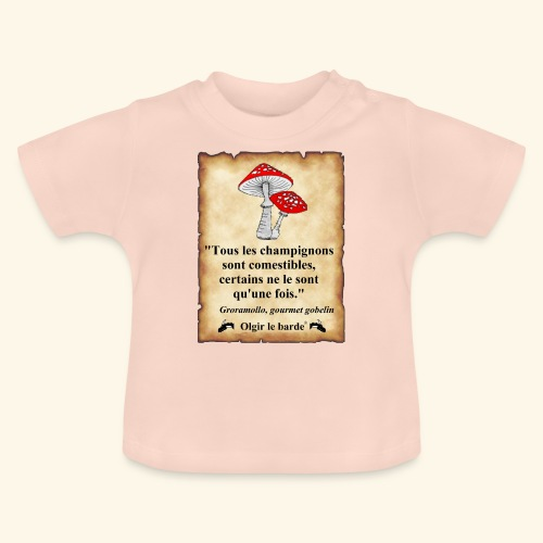 gobelin comestible - T-shirt Bébé