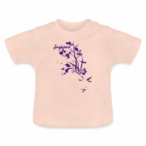 Inspired - Camiseta bebé