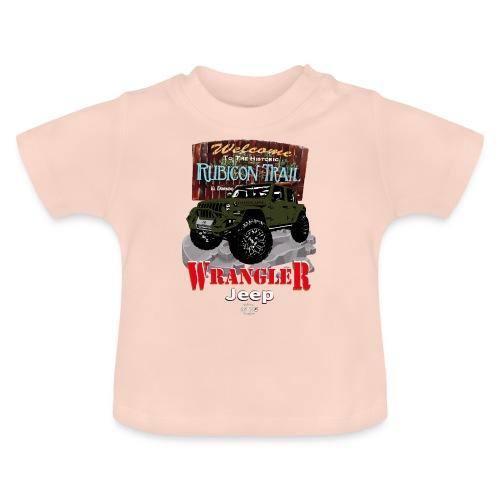 WRANGLER Rubicon Trail - Camiseta bebé