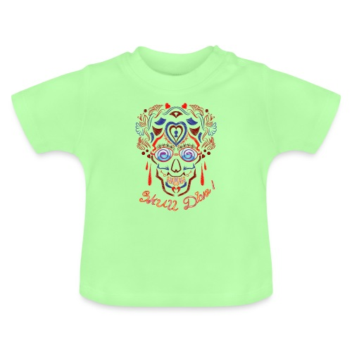 Skull Tattoo Art - Baby T-Shirt