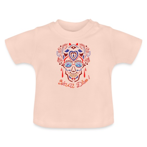 Skull Tattoo Art - Baby T-Shirt