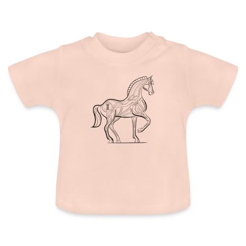 Equus Pferd - Baby T-Shirt
