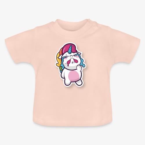 Funny Unicorn - Baby T-Shirt