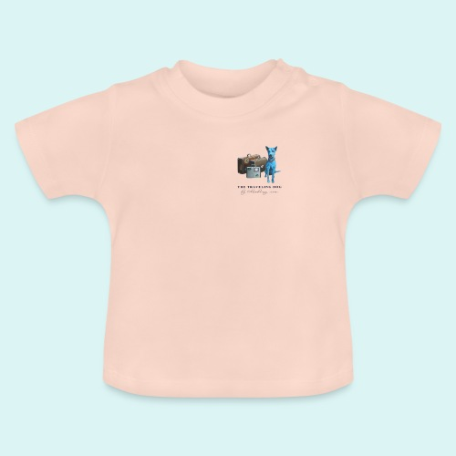 Laly-Blue - Baby T-Shirt