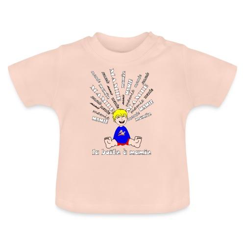 t shirt mamie body boite à mamie cool qui déchire - T-shirt Bébé