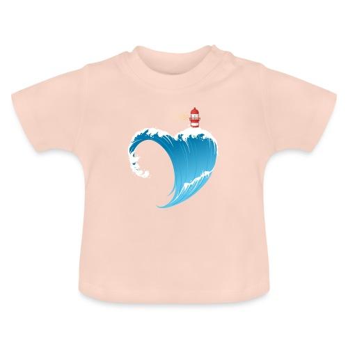 Ostseeherz - Baby T-Shirt