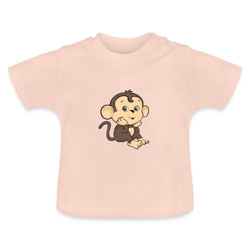 Monkey - Baby-T-shirt