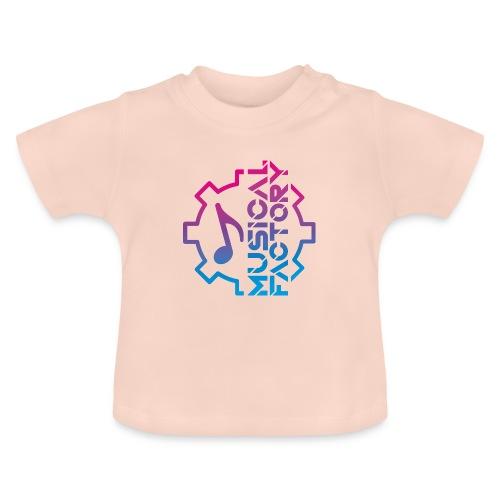 Musical Factory Marchio - Maglietta per neonato