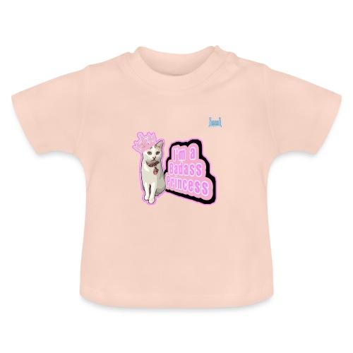 Badass Princess - Baby T-Shirt
