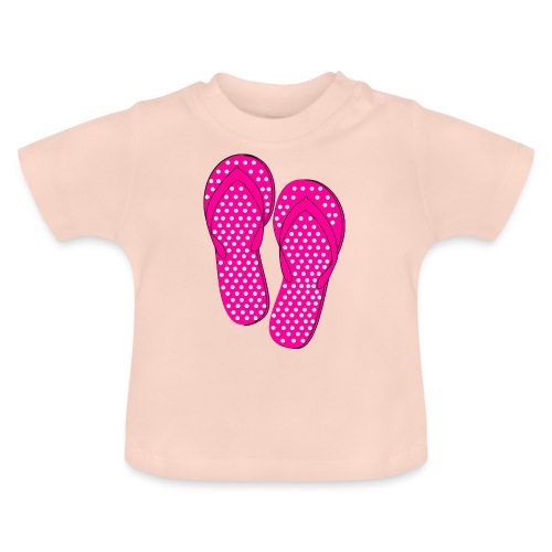 Slippers - Baby T-Shirt