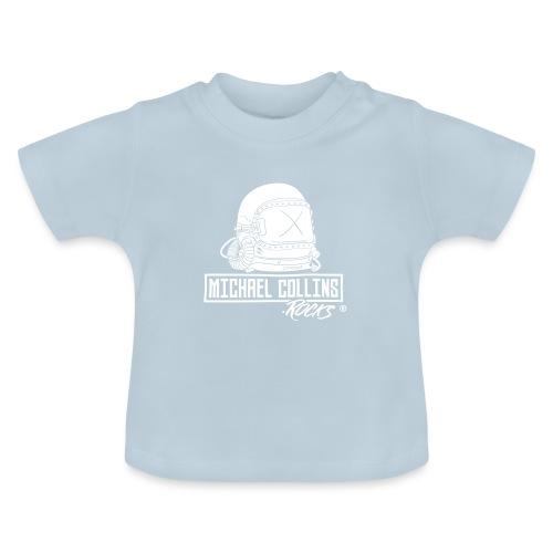michaelcollins.rocks Logo Astronaut - Baby T-Shirt