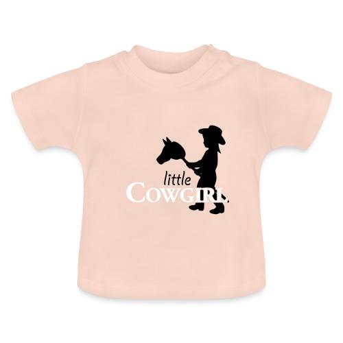 LittleCowgirl W - Baby T-Shirt