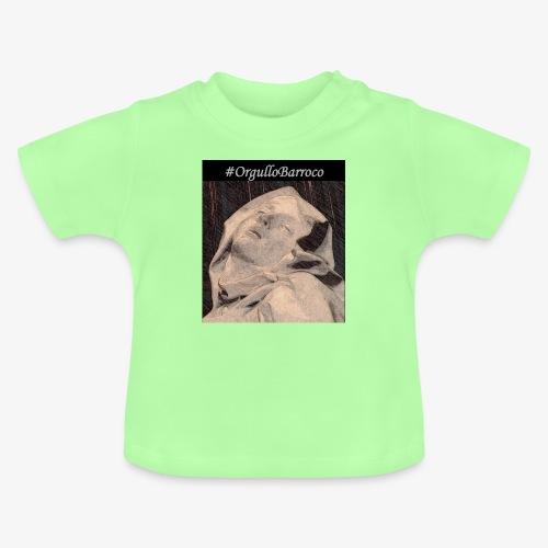 #OrgulloBarroco Teresa dibujo - Camiseta bebé