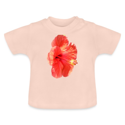 A red flower - Baby T-Shirt