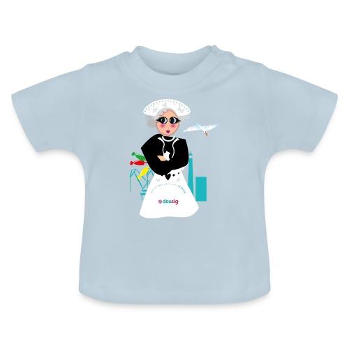 la grand mere Dousig - T-shirt Bébé
