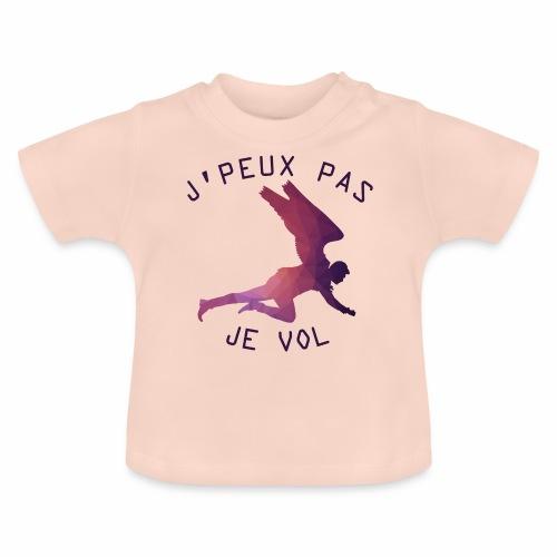 J'peux pas je Vol ! - T-shirt Bébé