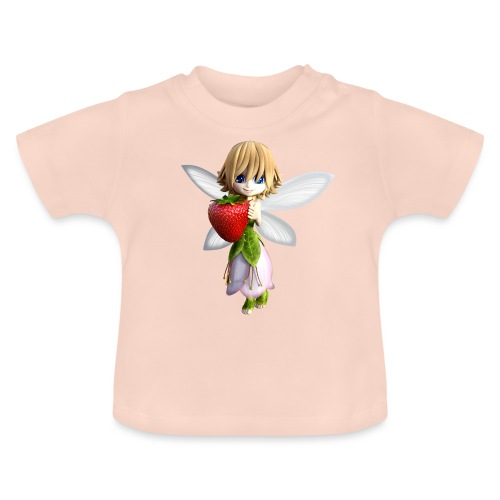 Strawberry - Fairy - Baby T-Shirt