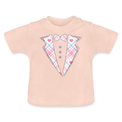 bébé costume rose Cadeau - T-shirt Bébé