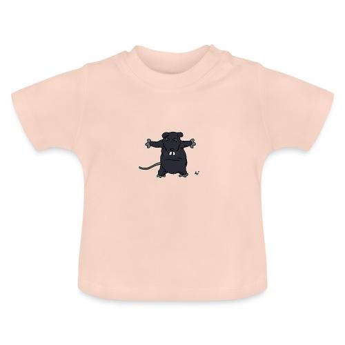 Henkie die Plüschratte - Baby T-Shirt