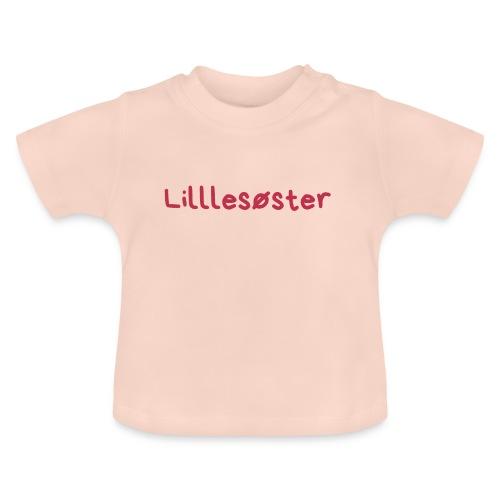 Lillesøster - Baby-T-skjorte