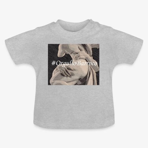 #OrgulloBarroco Proserpina - Camiseta bebé