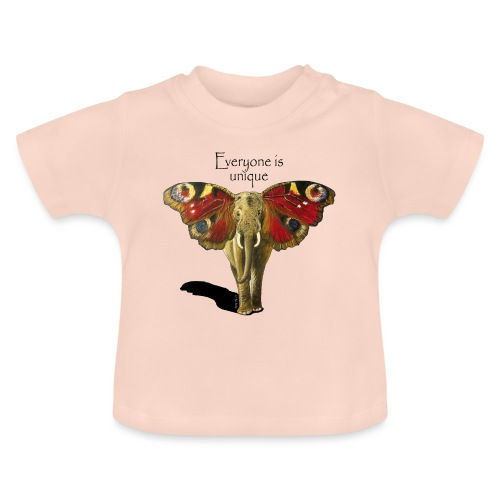 Everyone is unique - Baby T-Shirt