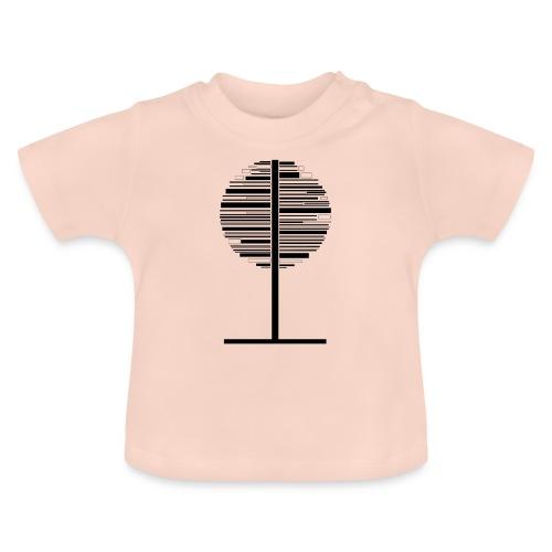 drzewo - Koszulka niemowlęca