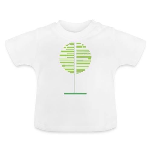 Grønt træ - Baby T-shirt