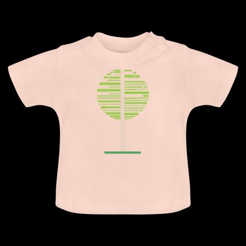 Green tree - Baby T-Shirt