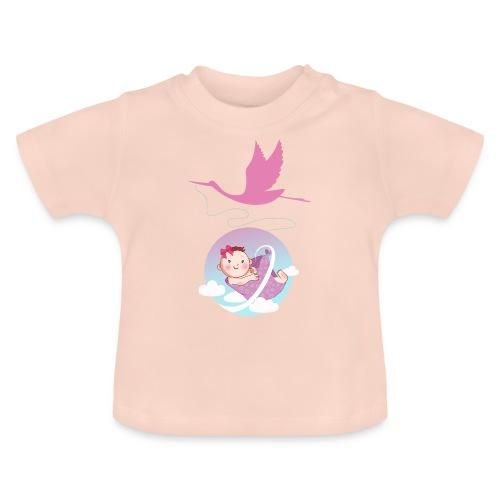 Umstandsmode T-Shirt Motiv / Geschenk Babyparty - Baby T-Shirt