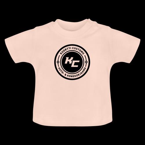 kc_tunnus_2vari - Vauvan t-paita