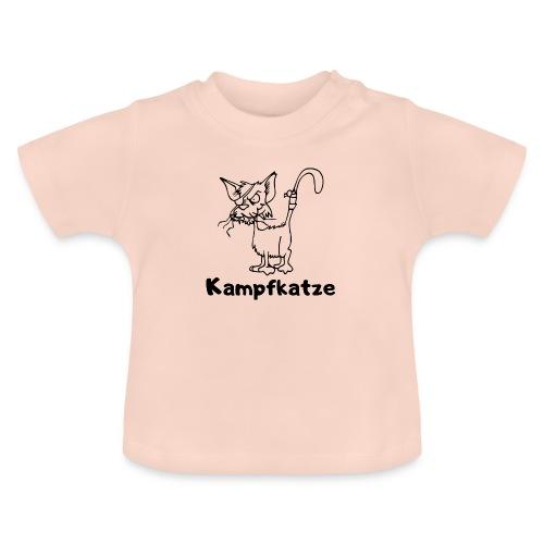 Kampfkatze - Baby T-Shirt